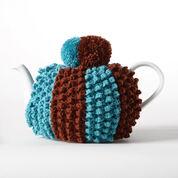 Go to Product: Bernat Crochet Popcorn Tea Cozy in color