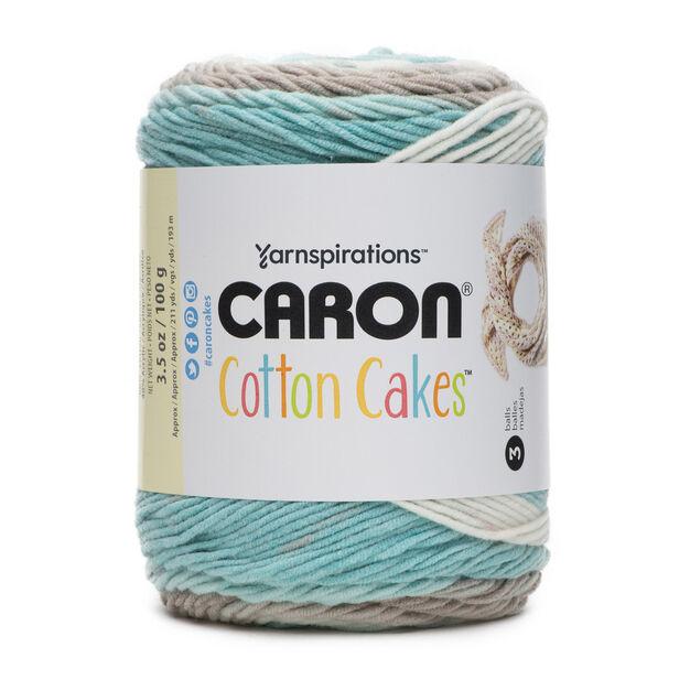 Caron Cotton Cakes Yarn, Beach Glass | Yarnspirations