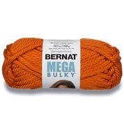 Bernat Mega Bulky Yarn (300g/10.5 oz), Pumpkin - Clearance Shades*