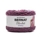 Go to Product: Bernat Blanket Breezy Yarn in color Secret Garden