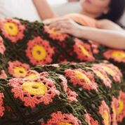 Go to Product: Caron Garden Flowers Throw in color