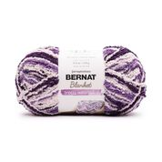 Go to Product: Bernat Blanket Breezy Watercolor Yarn, Grape Nectar -Clearance Shades* in color Grape Nectar