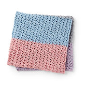 Go to Product: Bernat Bold Stripes Crochet Blanket in color