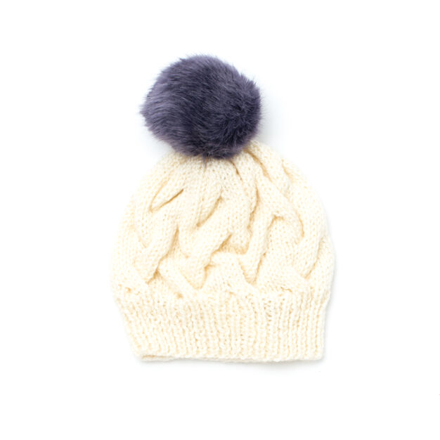 b9ca62955 Patons Cable Hat