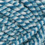 Bernat Blanket Yarn (300g/10.5 oz), Teal Twist in color Teal Twist Thumbnail Main Image 2}