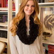 Go to Product: Red Heart Luxury Crochet Cowl in color