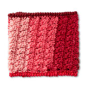 Caron Warm Up Crochet Cowl