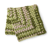 Bernat Make It Fast Crochet Blanket