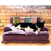 Go to Product: Red Heart Crochet Kitty Couch in color