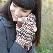 Go to Product: Patons Fox in the Snow Mittens in color