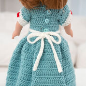 Red Heart Caring Nurse Doll to Crochet