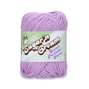 Go to Product: Lily Sugar'n Cream Scents Yarn in color Lavender
