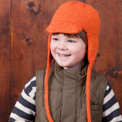 Go to Product: Red Heart Cool Kid Earflap Hat in color