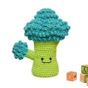 Go to Product: Bernat Crochet Brock the Brocolli Toy in color