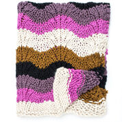 Go to Product: Bernat Big Waves Throw in color