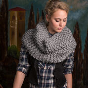 Go to Product: Red Heart Rendezvous Knit Cowl in color