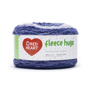 Go to Product: Red Heart Fleece Hugs Yarn in color Rattle