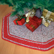 Go to Product: Bernat Crochet Tree Skirt in color