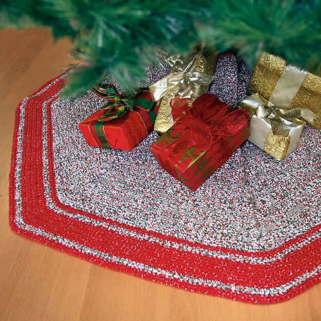 Bernat Crochet Tree Skirt