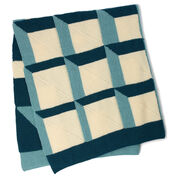 Go to Product: Patons Knit Shadowbox Blanket in color