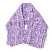 Go to Product: Caron Stacked Up Knit Wrap in color