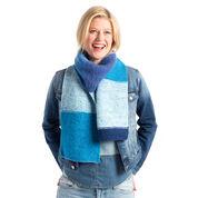 Caron Garter Stitch Scarf To Knit