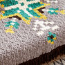 Bernat Geo Folk C2C Crochet Afghan in color  Thumbnail Main Image 3}