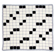Go to Product: Red Heart Crossword Lovers Throw in color