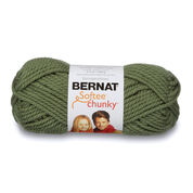 Go to Product: Bernat Softee Chunky Yarn (100g/3.5oz) in color Forest