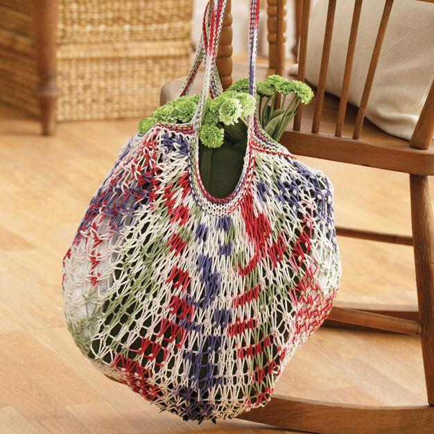 Lily Sugar'n Cream Market Bag in color