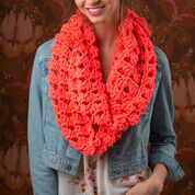 Go to Product: Red Heart Turn Up the Volume Cowl in color