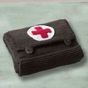 Go to Product: Red Heart Red Heart Cares Knit First Aid Kit in color