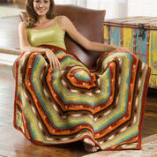 Go to Product: Red Heart Big Octagon Throw in color
