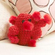 Red Heart Pom-Monster