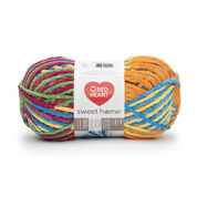 Go to Product: Red Heart Sweet Home Yarn in color Crayon