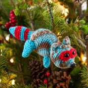 Go to Product: Red Heart Racy Raccoon Ornament in color
