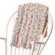 Go to Product: Bernat Ripple Effect Crochet Blanket in color