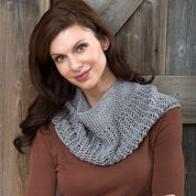 Red Heart Charming Cowl