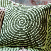 Go to Product: Caron Vortex Afghan & Pillows, Afghan in color