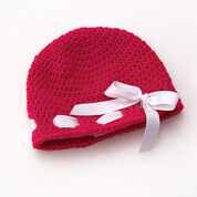 Red Heart Little Sweetheart Hat