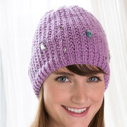 Go to Product: Red Heart Bling Beanie in color