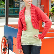 Go to Product: Red Heart Comfy Shrug, S in color