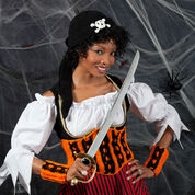 Go to Product: Red Heart Halloween Wench, S in color