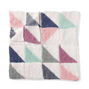 Go to Product: Bernat Knit Patchwork Baby Quilt in color