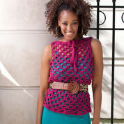 Go to Product: Red Heart Trendy Top Overlay, S in color