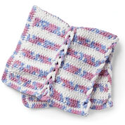 Go to Product: Bernat Faux Braid Crochet Baby Blanket in color