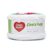 Go to Product: Red Heart Fleece Hugs Yarn in color Lilies