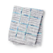 Go to Product: Bernat Knit Windowpane Blanket in color