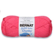 Go to Product: Bernat Softee Baby Chunky Yarn, Pattycake Pink - Clearance Shades* in color Pattycake Pink