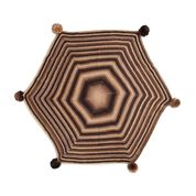Go to Product: Red Heart Hexagonal Angles Crochet Blanket in color